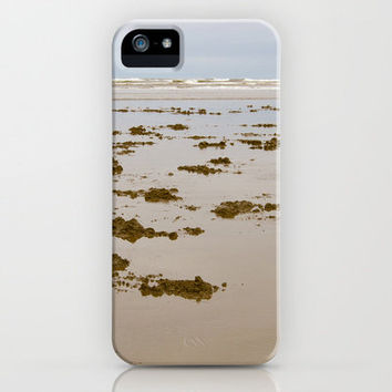 In Search of Razor Clams iPhone Case by Upperleft Studios | Society6