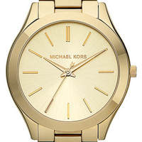 Michael Kors &#x27;Slim Runway&#x27; Bracelet Watch | Nordstrom