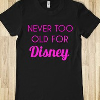 never too old for disney - glamfoxx.com