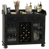 Home Gallery Furniture for Bars, Cabernet Hills Wine Storage