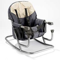 Rock n' Dine Convertible Rocker and Booster Seat