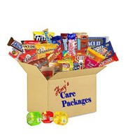 College Care Package: The Tummy Rumbler: Snacks To Sway The Tummy Rumbles!