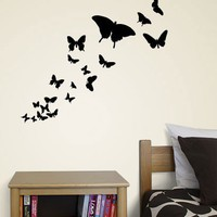 Butterflies Decal  - Decals - Wall