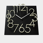 Glow In The Dark Wall Clock