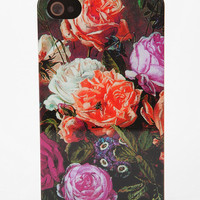 Urban Outfitters - Fun Stuff Floral iPhone 4/4s Case