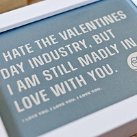 stellavie | design manufaktur // Artwork: I am still madly in love with you.