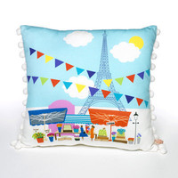 Paris Cushion: Mason