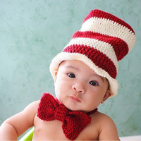Stripe Series RED by sweetpeatoadtots on Etsy