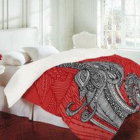 Valentina Ramos The Bird Duvet Cover - Luxe Duvet Cover /