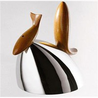 Pito Tea Kettle By Frank Gehry For Alessi - Alessi - Frank Gehry - Home Furnishings - Unica Home