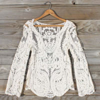 Women's Vintage & Bohemain Inspired Tops, Blouses, Sweaters, & Coats