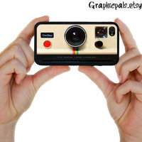 Polaroid Camera Design iPhone For iphone 4 & iphone 4S iPhone 4 Case,