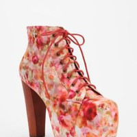UO Jeffrey Campbell X UO Floral Lita Boot