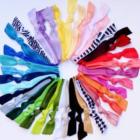 20 Elastic Hair ties, tw...