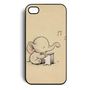 Amazon.com: Elephant Hard Snap on Case Cover for Apple Iphone 4 Iphone 4s Cellphone Case: Cell Phones &amp; Accessories