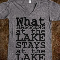 Lake Living - Summer time. :)