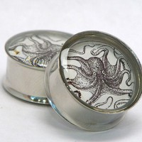 Octopus Plugs Reversible 7/16 1 Inch 11mm to 25mm