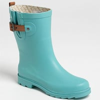 Chooka 'Top Solid Mid Height' Rain Boot (Women)