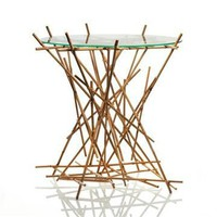 EcoVolveNow BLOW UP BAMBOO TABLE