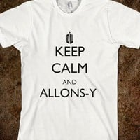 Keep Calm and Allonsy! - David Tennant's Sideburns