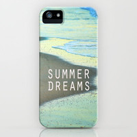Summer Dreams iPhone Case by Guido Montas | Society6