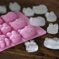 Hello Kitty Ice Cube Tray - $15
