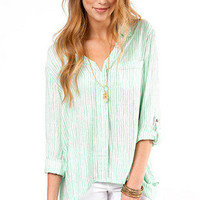 Good Vibes Blouse $39