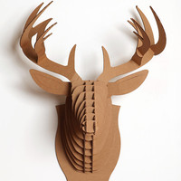 Urban Outfitters - Giant Cardboard Taxidermy