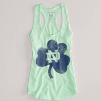 Notre Dame Neon Vintage Tank | American Eagle Outfitters