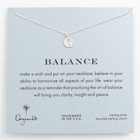 Dogeared 'Reminder - Balance' Pendant Necklace | Nordstrom
