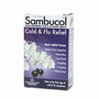 Sambucol Cold & Flu Relief Tablets