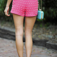 The Little Things Shorts: Hot Pink | Hope&#x27;s
