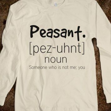 Peasants  - Young and Free