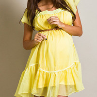 Love by Isabel Adrian Sun Flowei Maternity Dress - Women