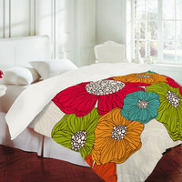 Valentina Ramos Flowers Duvet Cover