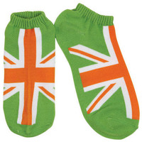 Irish Union Jack Shortie