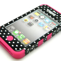 iPhone 4 4S Hybrid Tuff ...