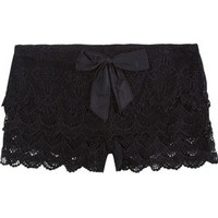 LOST Bossanova Womens Lace Shorts 210364100 | Shorts | Tillys.com
