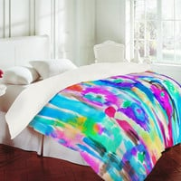 DENY Designs Home Accessories | Amy Sia Summer Ikat Duvet Cover