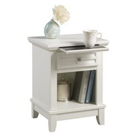 Arts & Crafts Nightstand - White