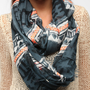 Urban Outfitters - Staring At Stars Embellished Eternity Scarf