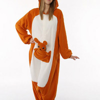 Kigurumi Shop | Kangaroo Kigurumi - Animal Costumes & Pajamas by Sazac