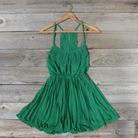 Grassy Hills Dress, Sweet Women's Country Clothing