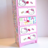 Hello Kitty Jewelry Box