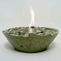 Concrete Fire Bowl, Concrete Bowl, Fire Pit,  Bird Feeder, Candy Dish. Succulent Holder