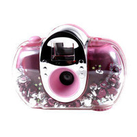 lomo style barbie sweet heart 35mm Filmkamera violett (dce271) - US$20.55