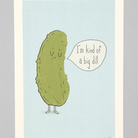 Urban Outfitters - Phil Jones For Society6 Big Dill Print