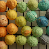 $7.50 25 Seed Bombs (full of wildflower seeds) by KelseyPike on Etsy