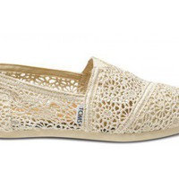 Classics - Natural Crochet Women&#x27;s Classics | TOMS.com