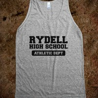 Rydell High Tank - Movies and Television